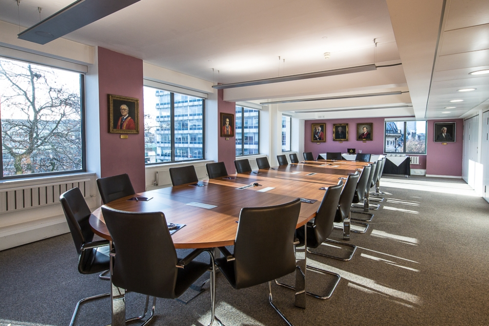 RCoA Meeting Room Venue