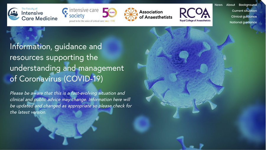 Information, guidance and resources supporting the understanding and management of Coronavirus (COVID-19)