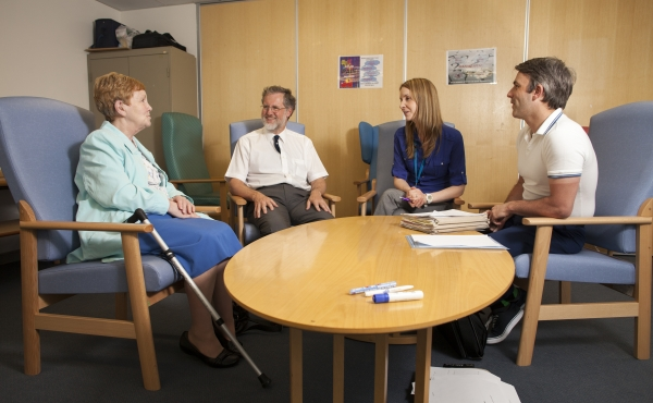 Patient Carer & Public Involvement