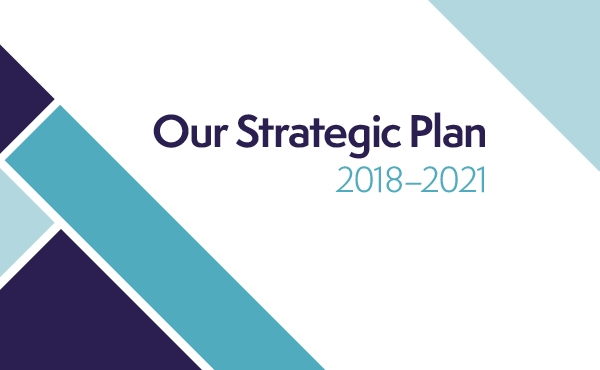 Our Strategic Plan (listing)