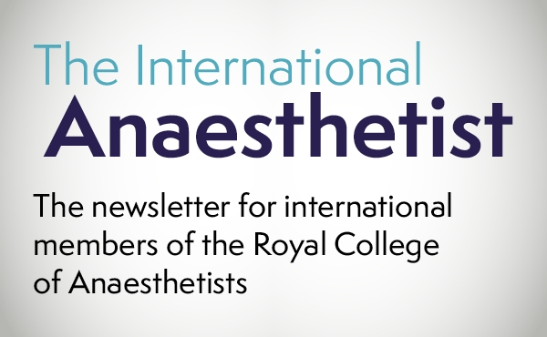 The International Anaesthetist - listing