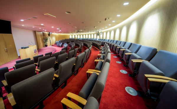 Royal College of Anaesthetists lecture theatre