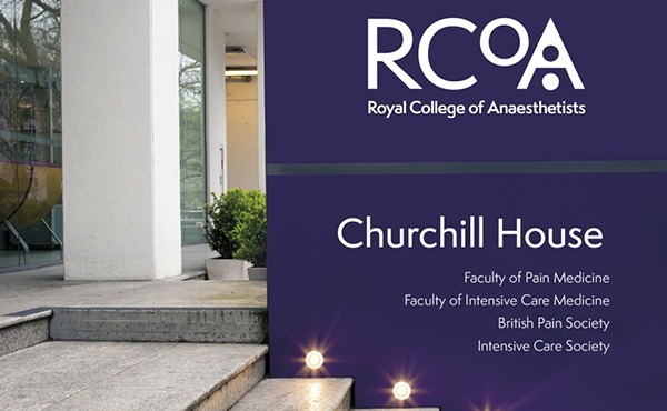 RCoA entrance plinth - listing