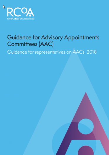 Guidance for representatives on AACs 2018