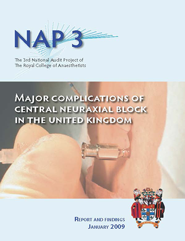 Cover of the NAP3 Report