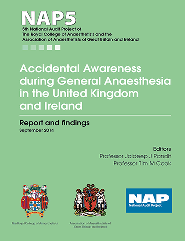 Cover of the NAP5 Report