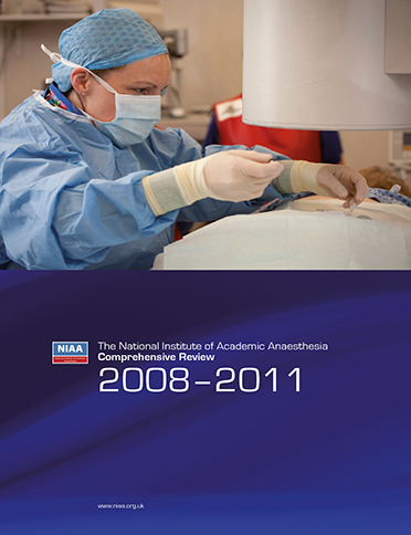 NIAA Comprehensive Review 2008-11