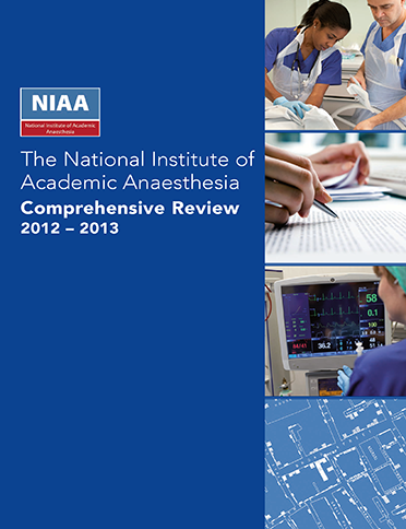 NIAA Comprehensive Review 2012-13