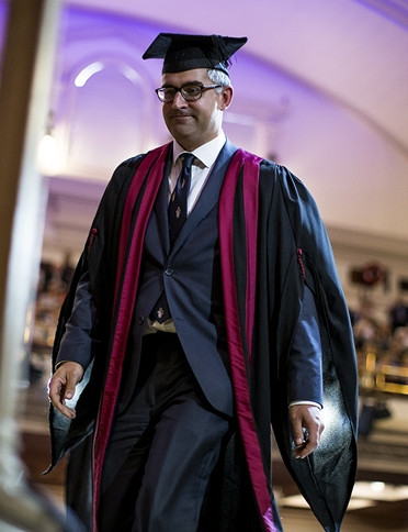 Honorary Fellowship - portrait listing