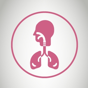 Your airway and breathing icon