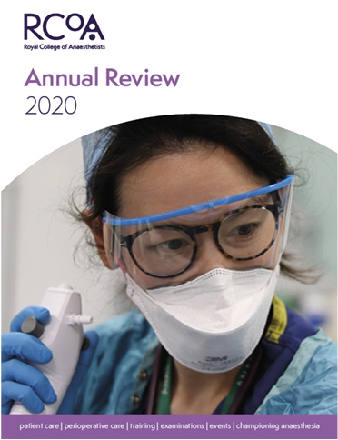 Annual Review 2020 Portrait